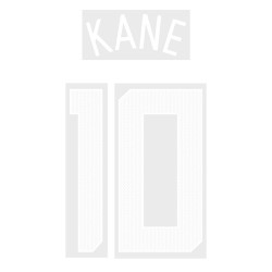 Kane 10 (Official Tottenham Hotspur FC 2017/18 Away Cup Name and Numbering)