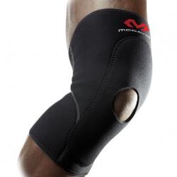 McDavid 404R Level 1 Knee Sleeve w/ anterior patch & open patella