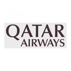 Qatar Airways Official Printing for Barcelona FC 2016/17 Third Shirt