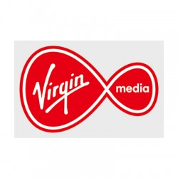 Virgin Media Sleeve Sponsor (Official Southampton FC 2017/18 Home Sleeve Sponsor)
