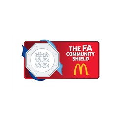 Official FA Community Shield 2018 Badge