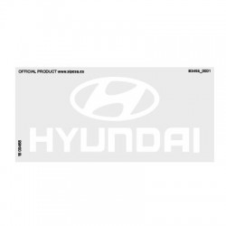 Hyundai Sleeve Sponsor (Official Atletico Madrid 2018/19 Home & 21/22 Home / Away Sleeve Sponsor)