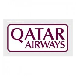 Qatar Airways Sleeve Sponsor (Official FC Bayern Munich 2018/19 Home Shirt Sleeve Sponsor)