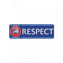 Official Sporting iD UEFA Respect Badge