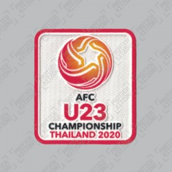 Official AFC U23 Championship Thailand 2020 Sleeve Patch