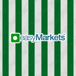 EasyMarkets Sponsor (Official Real Betis 2019/20 Home Shirt Front Sponsor)
