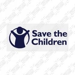 Save the Child Back Sponsor (Official Atletico Madrid 2019/20 Third Back Sponsor)