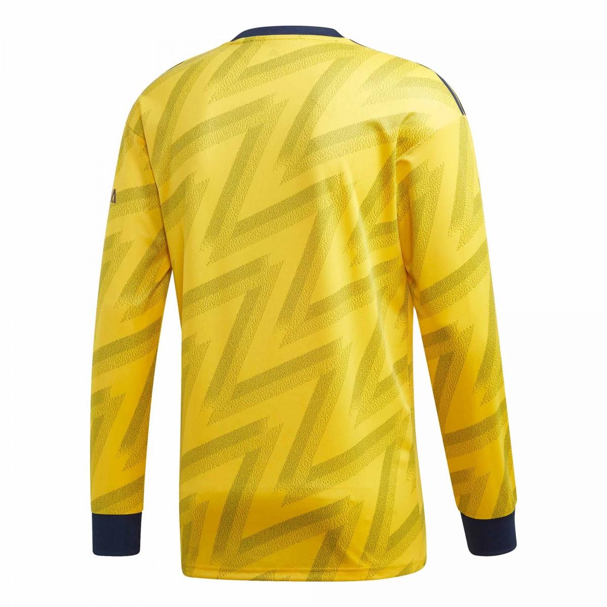 Arsenal 2019 20 Home Long Sleeve Shirt