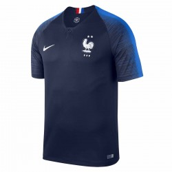 France 2018/19 Home Shirt - 2 Stars