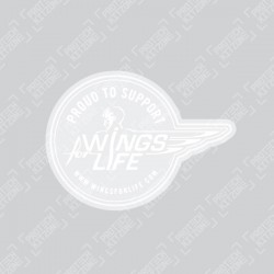 Wings for Life Back Sponsor (Official RB Salzburg 2019/20 Back Sponsor)