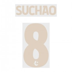 Suchao 8 (Official Buriram United 2019 Third Name and Numbering)
