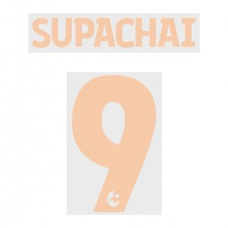 Supachai 9 (Official Buriram United 2019 Home Name and Numbering)