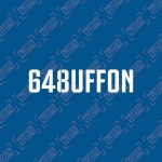 Official 648uffon Tribute Sleeve Badge - White