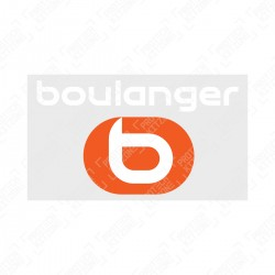 Boulanger Back Sponsor (For Olympique Marseille 2020/21 Away Shirt)