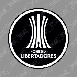 Official Conmebol Libertadores 2020 Sleeve Badge