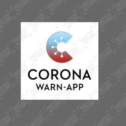 Corona Warn-App Special Edition Sleeve Badge