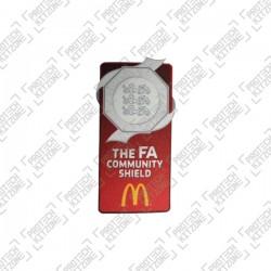 Official FA Community Shield 2020/21 Badge