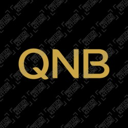 QNB Sleeve Sponsor (For Paris Saint-Germain 2020/21 Third Shirt)