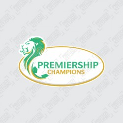SPFL 20/21 Champions Badge (For Celtic FC 20/21 Shirt)