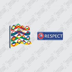 Official UEFA Nations League Sleeve Badges