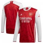Arsenal 2020/21 Long Sleeve Home Shirt