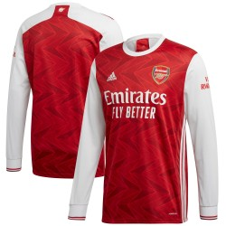 Arsenal 2020/21 Long Sleeve Home Shirt