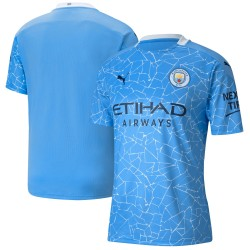 Manchester City 2020/21 Home Shirt