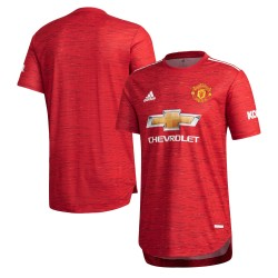 Manchester United 2020/21 Authentic Home Shirt