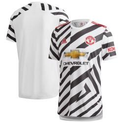 Manchester United 2020/21 Authentic Third Shirt