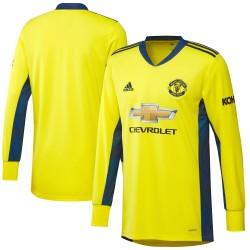Manchester United 2020/21 Goalkeeper Away Shirt