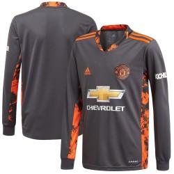 Manchester United 2020/21 Goalkeeper Home Shirt