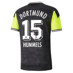 [LIMITED EDITION] Borussia Dortmund 2020/21 Special Edition Shirt w/ Hummels 15 Set
