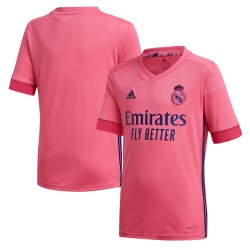 Real Madrid 2020/21 Youth Away Shirt