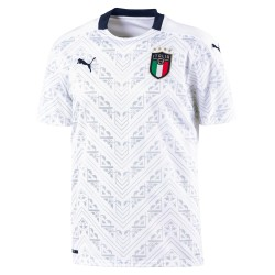 Italy 2020 Youth Away Shirt
