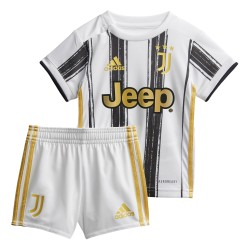 Juventus 2020/21 Home Baby Kit