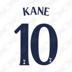 Kane 10 (Official Tottenham Hotspur FC Home Cup Name and Numbering)