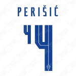 Perišić 4 (Official Croatia 2020 Home Name and Numbering)