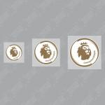 Authentic The Premier League Champions 2020/21 Gold Patch (by Avery Dennison)