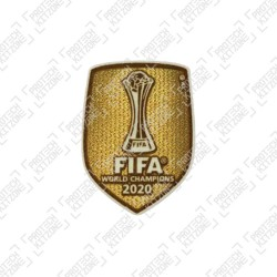Official Sporting iD Club World Champions 2020 Patch