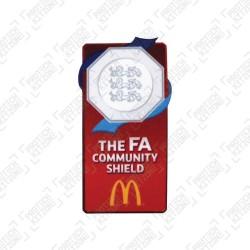 Official FA Community Shield 2021/22 Badge