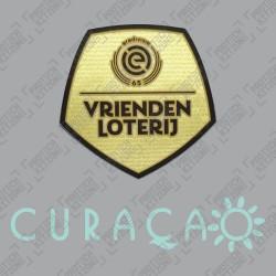 Authentic Eredivise 21/22 Champions Sleeve Badge + Curacao Sleeve Sponsor