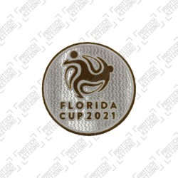 Official Florida Cup 2021 Chest Badge