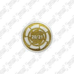 Official La Liga 2020/21 Champions Badge (For Atletico Madrid 2021/22 Shirts)