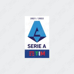 Official Serie A Patch (Season 2021/22)