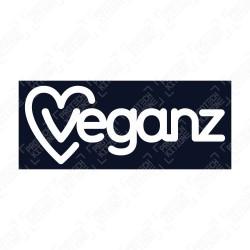Veganz Sleeve Sponsor (Official RB LEIPZIG 2021/22 Third UEFA CL Sleeve Sponsor)
