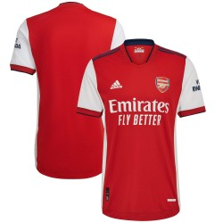 [PLAYER VERSION] Arsenal 2021/22 Authentic Home Shirt