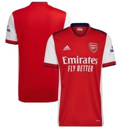 Arsenal 2021/22 Home Shirt