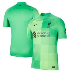 Liverpool FC 2021/22 Goalkeeper Home Shirt