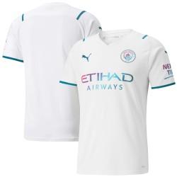 Manchester City 2021/22 Away Shirt