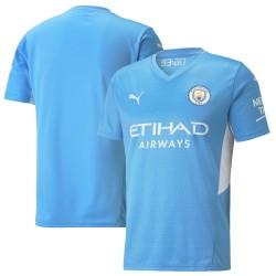 Manchester City 2021/22 Home Shirt